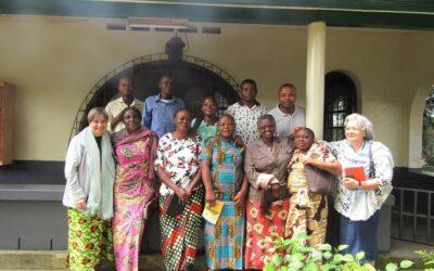 Cooperare per Coo-sognare insieme! Seguimi in Congo, un breve reportage dopo l'ultima visita della presidente generale del Gruppo