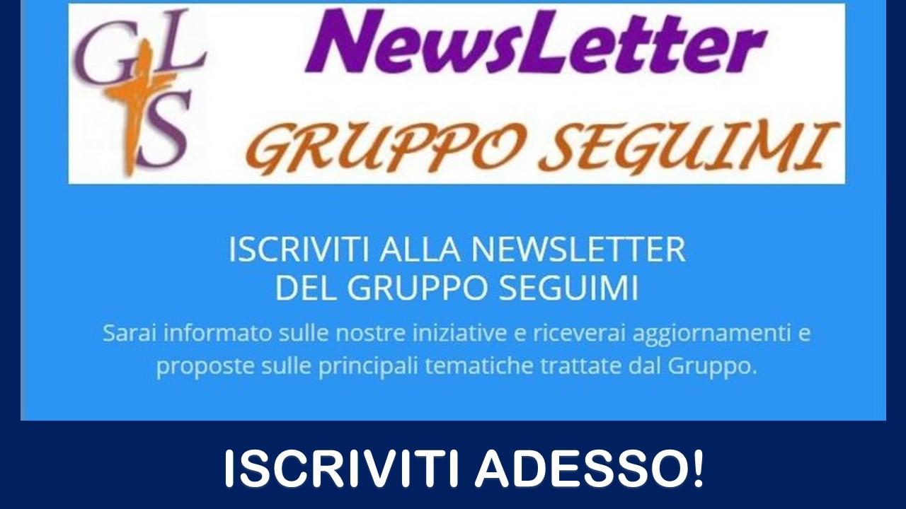 Newsletter Seguimi