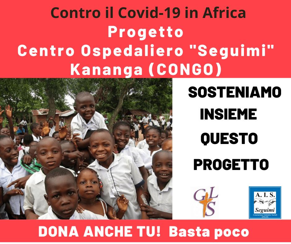 AIS Seguimi progetto CONGO